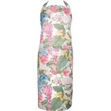 Apron Adele white by GreenGate