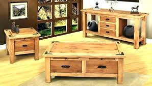 coffee tables with matching end tables
