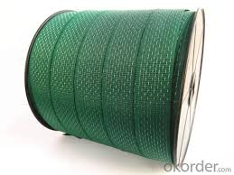 Electric Fence Poly Tape For Horse Fence Thickness 0 15 0 4mm Real Time Quotes Last Sale Prices Okorder Com