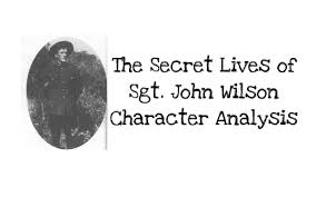 sgt. John Wilson Character Analysis by bonnie chen on Prezi Next
