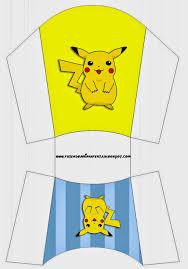 Pokemon Free Printable Boxes Pokemon Imprimible Cajas Para