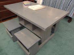 How To Build Child Sized Table And Stools Hgtv