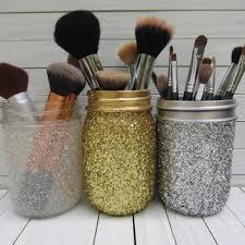 ideas for makeup brush holders