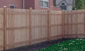 Dog Ear Fence Custom Wooden Fence Installation Contractor As Good As New Fence Dog Ear Fence Wooden Fence Wood Fence Installation