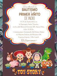 20 Invitaciones Toy Story Disney Pixar Cumpleanos 480 00 En