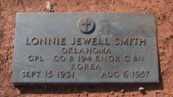 Lonnie Jewell Smith (1931-1957) - Find A Grave Memorial