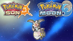 Pokemon MOON and SUN download ROM and ANDROID APK
