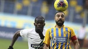 MKE Ankaragücü 2-2 Denizlispor