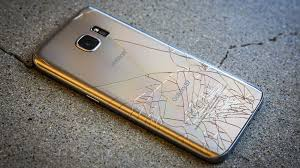 what to do with a broken android screen