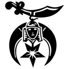 Shriner S Masonic Die Cut Vinyl Decal Pv2031 Pirate Vinyl Decals