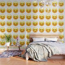 happy emoji wallpaper by bortonia