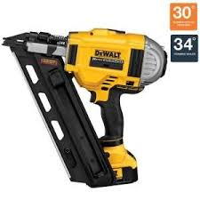 Dewalt 20 Volt Max Xr Lithium Ion Cordless Brushless 2 Speed Framing Nailer Dcn692m1 At The Home Depot Framing Nailers Dewalt Power Tools Grid Tool