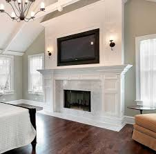 marble contact paper fireplace makeover