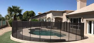 Understanding The Cost Of A Mesh Pool Fence In Phoenix Far From Average