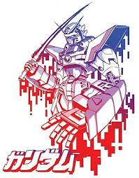 2x Pair Rx 78 2 Gundam Earth Federation Zeon Mobile Suit Gundam Vinyl Sticker