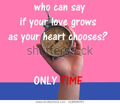inspirational motivational quotes about time spent stock photo