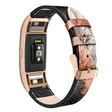 fitbit charge 2 band genuine leather