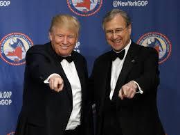 NY GOP Chairman Ed Cox endorses Donald Trump for president | Eye on NY |  auburnpub.com