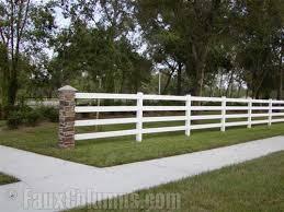 Decorative Fence Ideas Brought To Life Creative Columns