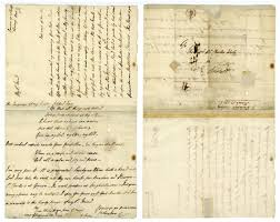 March 17, 1763 letter from George Whitefield to Charles Wesley. - George  Whitefield Documents and Images at Bridwell Library - SMU Digital  Collections