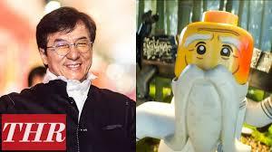 The LEGO Ninjago Movie' Cast: Jackie Chan, Dave Franco, Abbi ...