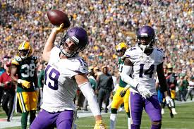 How Adam Thielen went from a $500 D2 scholarship to record-setting ...