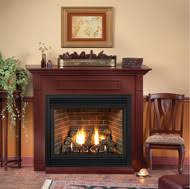 deluxe 32 direct vent gas fireplace