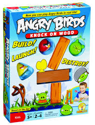 SEP111897 - ANGRY BIRDS KNOCK ON WOOD GAME - Previews World