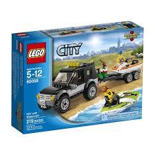 LEGO 60058 - Xe Thể Thao và Moto Nước - giảm giá 47%   KAY.vn   Thành phố  lego, Lego, Đồ chơi