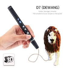DEWANG 3D Printing Pen 7 Generations ...