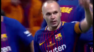 Fc barcelona vs sevilla 5-0 2018-all goals and highlights (04/21/18) -  YouTube