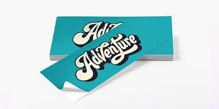 Vinyl Bumper Stickers Free Proof Printrunner