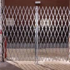 Accordion Gates Scissor Gates Folding Accordion Security Gates