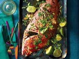 Whole Roasted Chinese Red Snapper ...