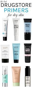 makeup primer for dry sensitive skin