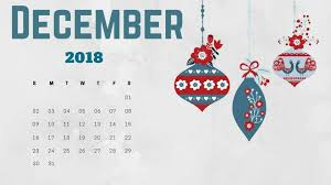 desktop wallpapers calendar december