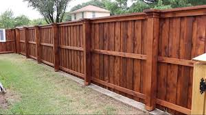 Fence Colour And Style Add Blackened Posts Backyard Fence Decor Wood Fence Design Privacy Fence Designs