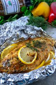 Baked Fish Packs - Coop Can Cook