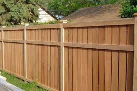 Cedar Semi Private Fence Northwest Cedar Products Chicago Il