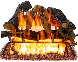 premium 24 inch vented natural gas log
