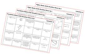foundation tier revision resources
