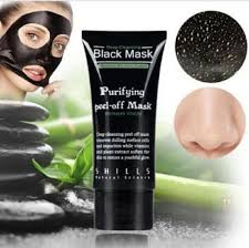 black suction mask anti aging 50ml