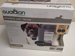 Petsafe Wireless Pet Containment System Pet Tech Dog Training Active Collar Petsafe Guardian Wireless Pet Fence Elk River July Consignments K Bid