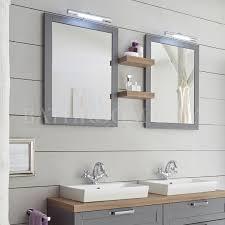 solitaire 9030 double bathroom mirror