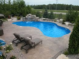 pool patio design