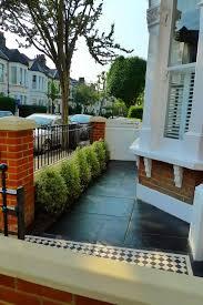 terraced house front door ideas