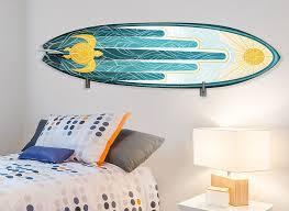 Surfboard Wall Decal