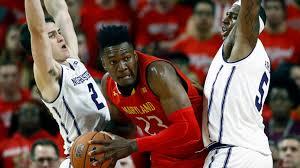 Fernando helps No. 21 Maryland past Northwestern 70-52 - ABC News