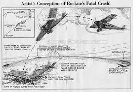 The Last Flight of Knute Rockne // Moments // 125 Football // University of  Notre Dame