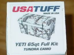 Skin Decal Wrap For Yeti Tundra 75 Qt Cooler Sticker Cover Deer Hunter For Sale Online Ebay